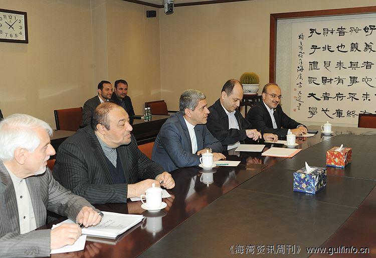 伊朗财经部长高度评价亚投行,称要扩大与中国的经贸合作