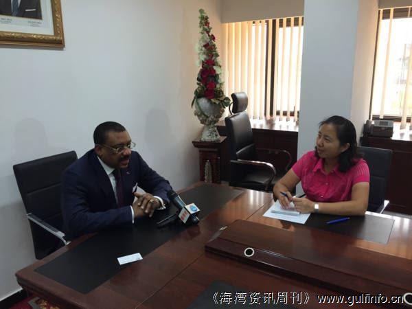 喀麦隆与中国在水资源和能源领域合作空间广泛