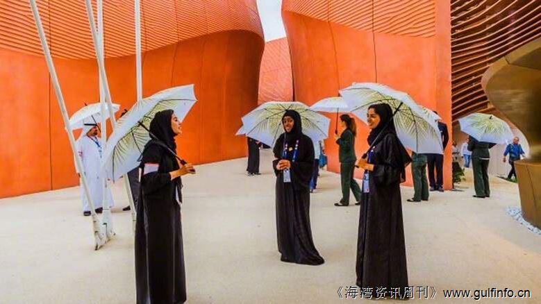 阿拉伯国家中阿联酋妇女最得权势