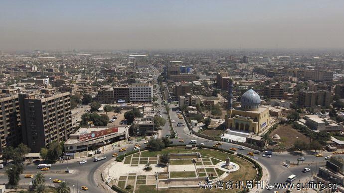 还原一个真实的伊拉克首都---巴格达