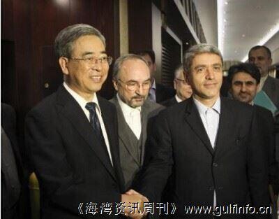 中国在伊朗油田有望10月投产
