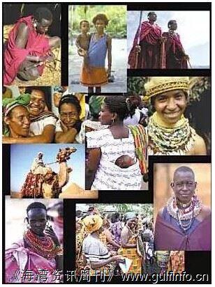 非洲投资商机多