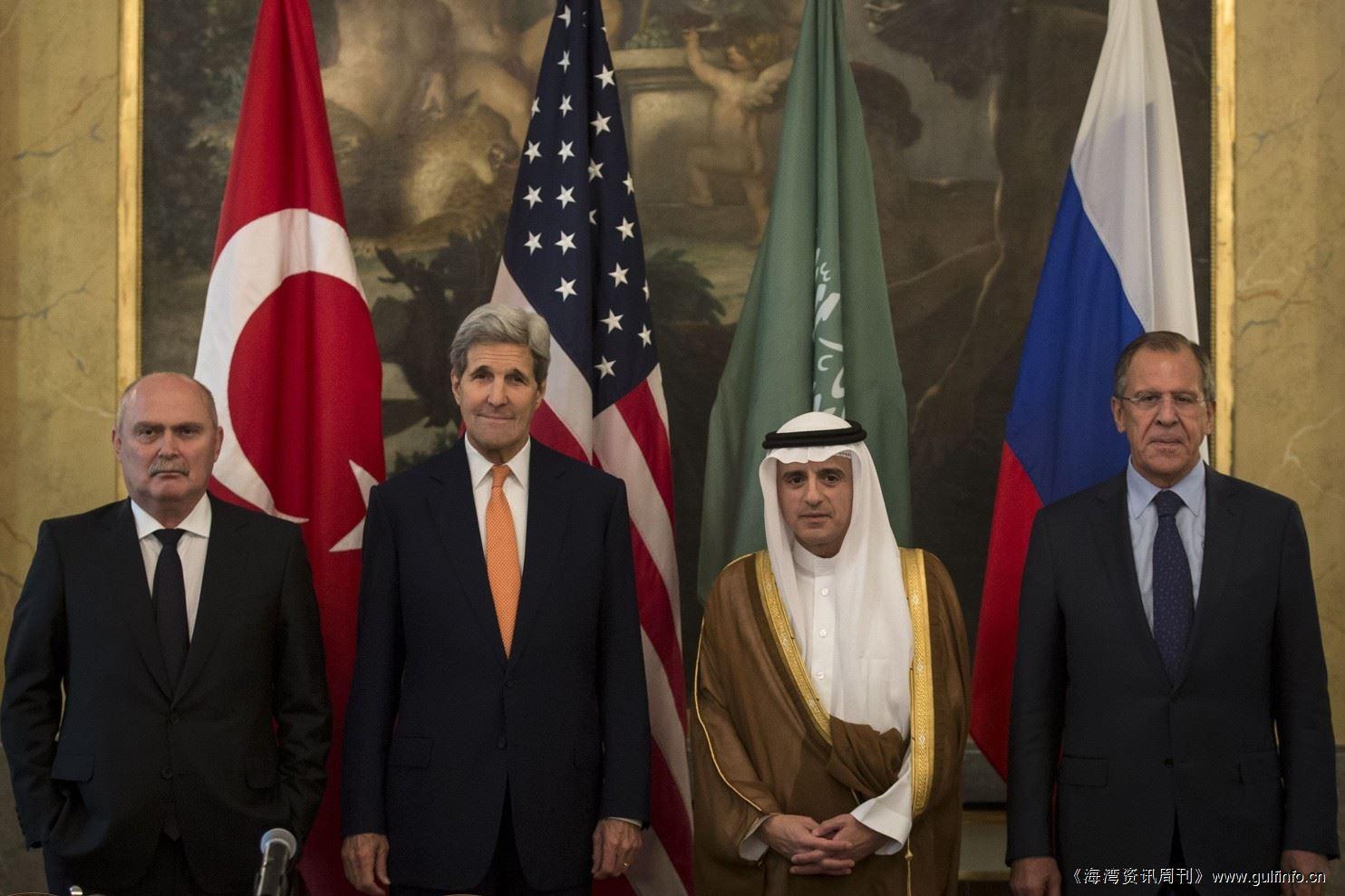 更高风险为外交带来希望 - Arabia Monitor月度报告第29期 - 2015年11月