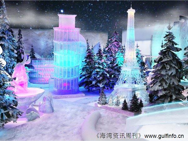 阿布扎比将建设世界最大的室内冰雪游乐园
