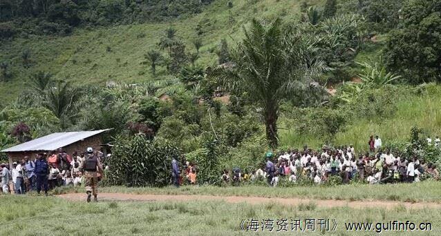 中国驻刚果(金)维和医疗分队参与联合国救援行动