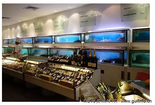 于旷漠中品海 仿若丰收之美 ——Seafood Market海鲜餐厅