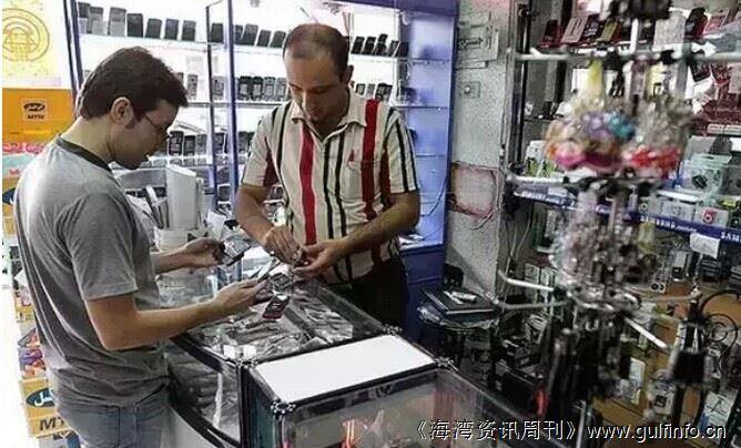 经济封锁结束 美公司抢滩伊朗市场