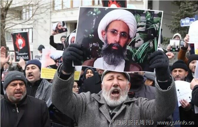 让沙特、伊朗断交!这人是什么来头?