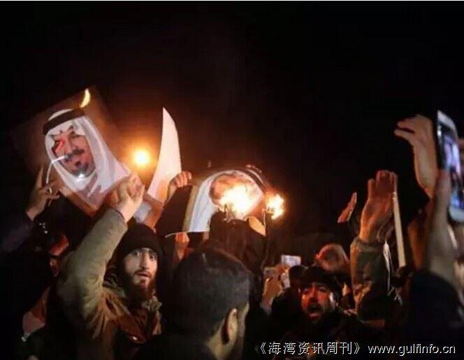 """沙特与伊朗断交,且""""不关心""""美国怎么想"""