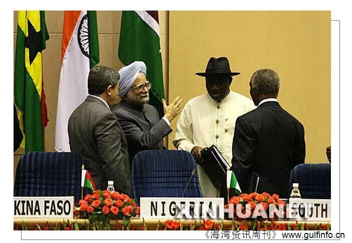 印度拥抱非洲 欲与中国一争高下?
