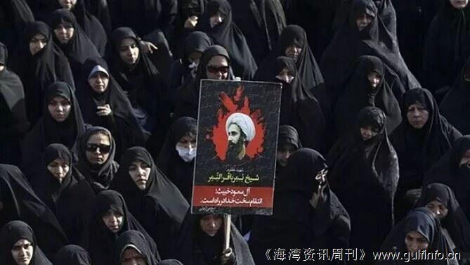 """沙特到底为什么和伊朗""""撕破了脸"""""""