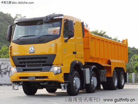 非洲市场海外经销商谈中国卡车