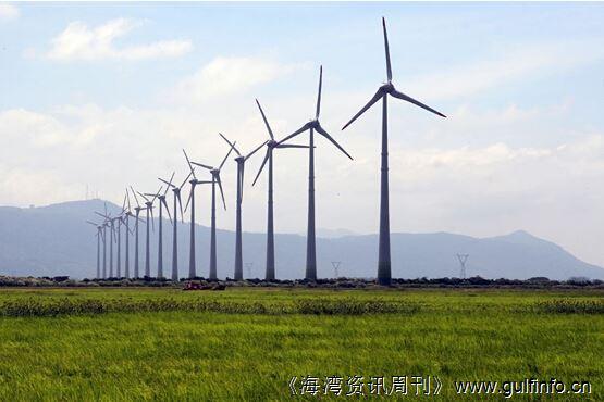 约旦将建立两个风力发电站在2019年