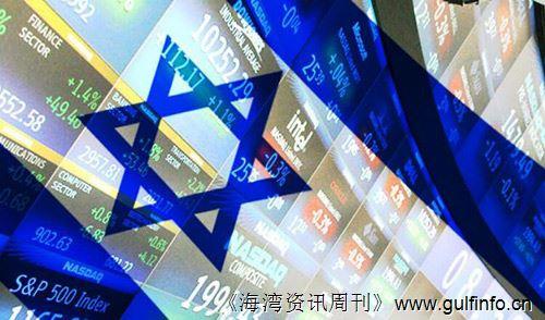 靠数据说话,看以色列高科技行业有多发达