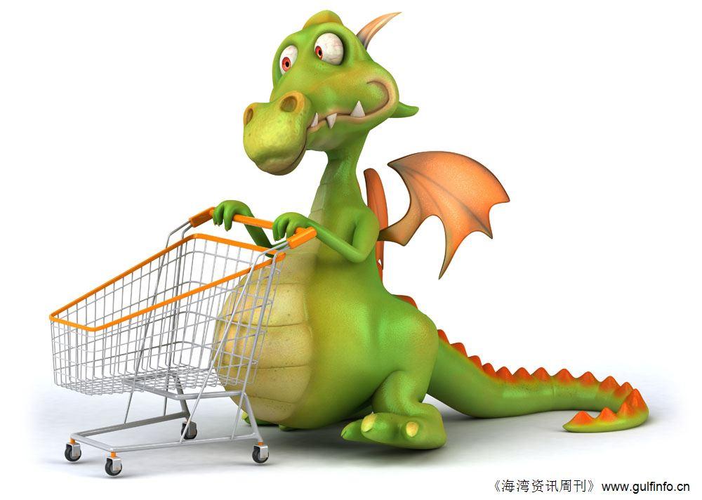 """阿曼中国商城开业 商城总裁称要摆脱""""价低质次""""标签"""