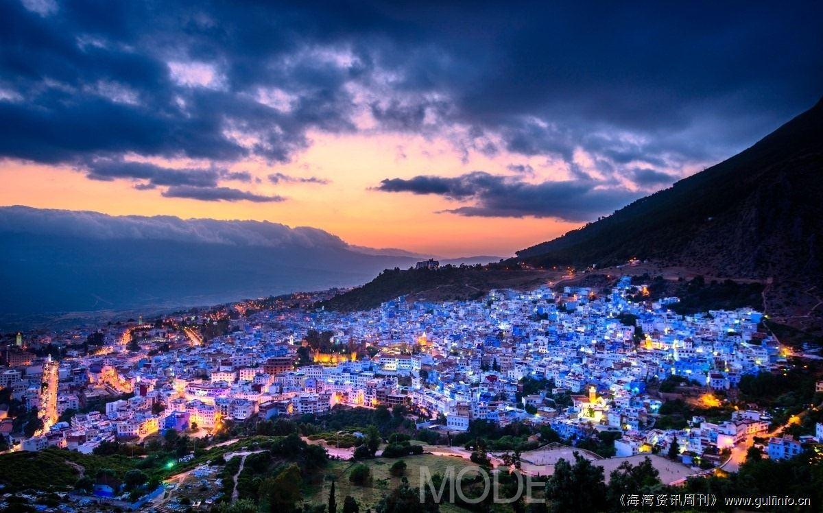 蓝色国度摩洛哥6月起免签!一起感受极致浪漫