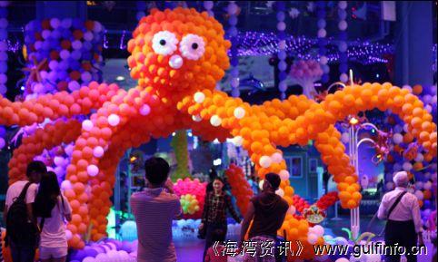 乐享童趣 上海欢乐谷气球嘉年华5·28开幕