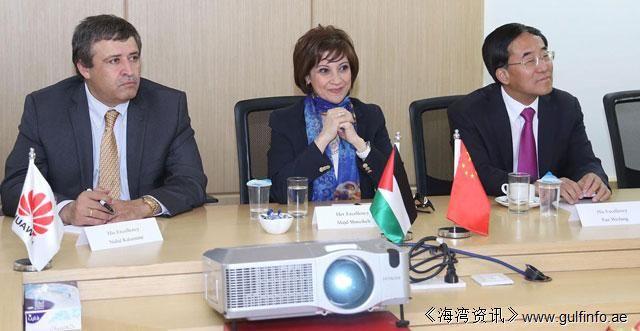 华为两大中心落户约旦 帮助培养ICT人才