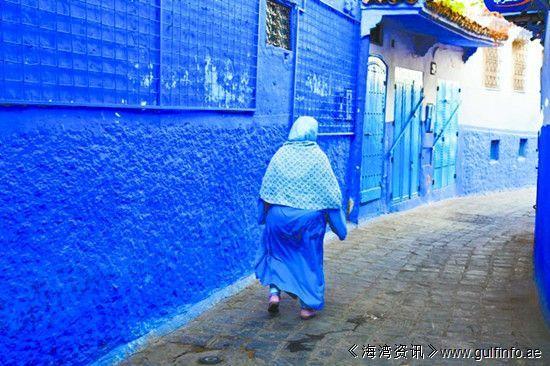 """到摩洛哥不能错过""""三色城"""""""