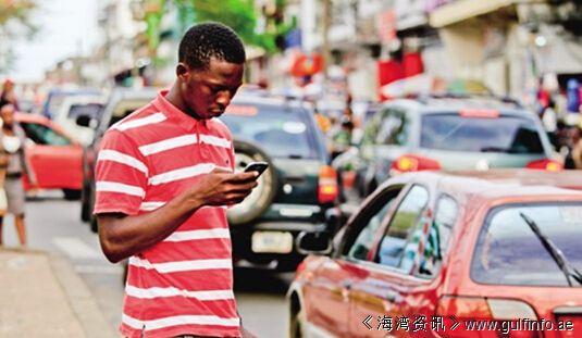 """中国通信业投资非洲 150亿美元建""""八纵八横"""""""