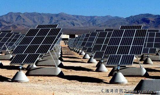"""摩洛哥""""沙漠之门""""将建全球最大太阳能发电场"""