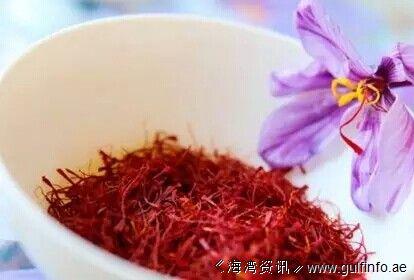 教你用迪拜购物圣品藏红花做中东特色主食和甜品