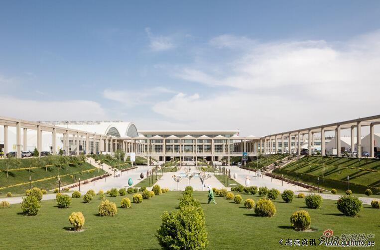 伊朗德黑兰太阳城国际展览中心Shahre Aftab一期工程竣工