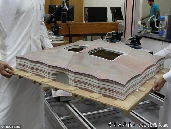 卡塔尔科学家逆天!3D打印设计2022年世界杯场馆