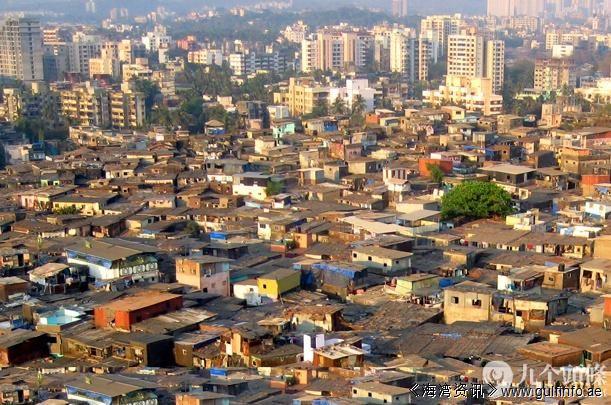 比中国房价更猛 印度孟买房价30年涨了600倍