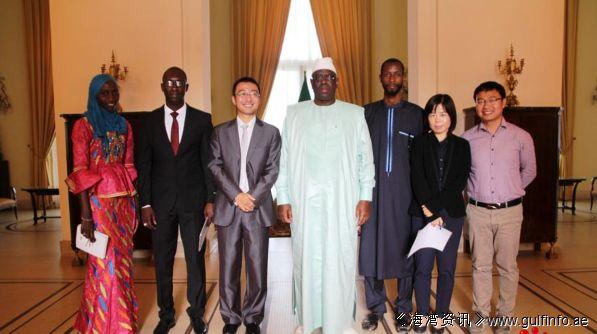 塞内加尔总统:非洲发展新理念是少要援助多求投资合作