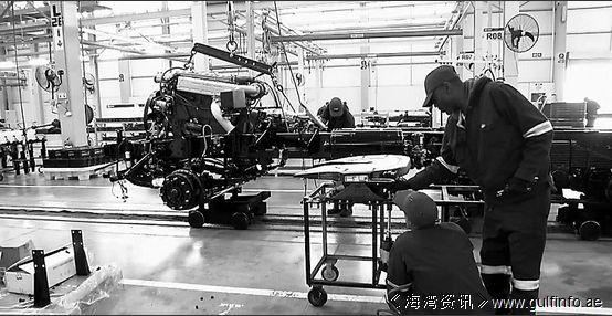 非洲人口红利吸引中国劳密型企业