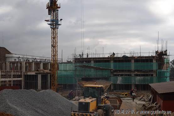 泰州人扎根肯尼亚 做成功的中国建筑者
