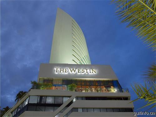 迪拜第三大的威斯汀酒店
