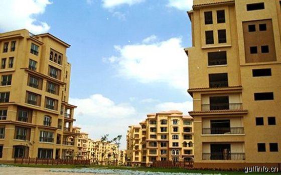 埃及在过去五年间完成120万住宅单元的<font color=#ff0000>建</font>设