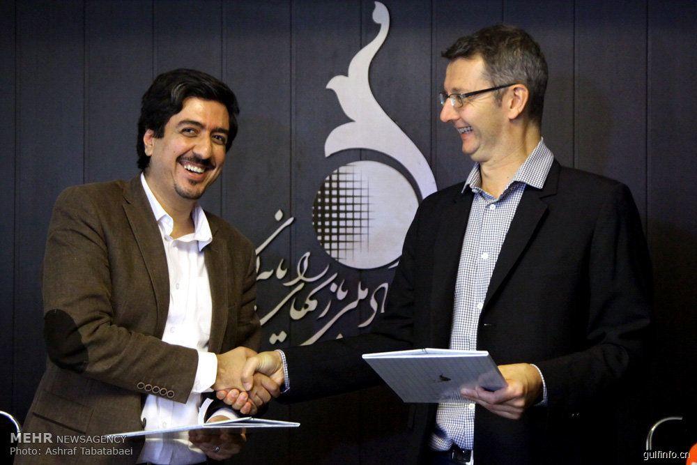 伊朗电脑游戏基金会与法国的游戏连接公司签署合作协议