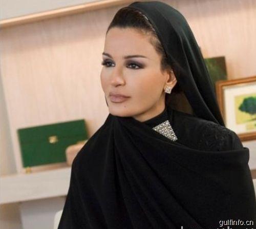 """卡塔尔王妃,""""中东商业圈""""第一牛人"""