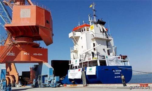 中<font color=#ff0000>巴</font>联合贸易车队首抵瓜达尔港:中国制造到非洲将省1万公里