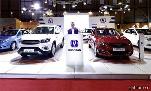 中国汽车在伊朗的市场大爆发,放眼广阔的伊朗汽车市场!