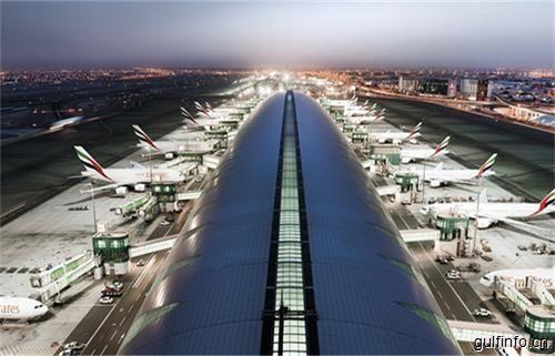 <font color=#ff0000>迪</font><font color=#ff0000>拜</font>将建全球最大机场,每年可接待旅客或超2.2亿!