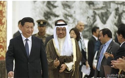 """""""一带一路""""推动中阿合作升级,期待与中国经贸合作的不断升级!"""