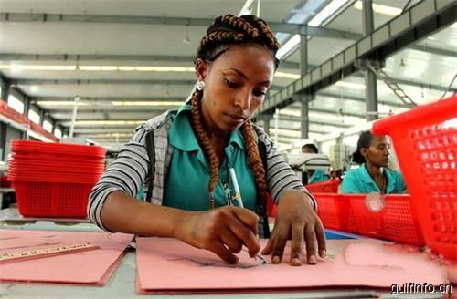 """华坚集团在埃塞俄比亚""""授人以渔"""",中国品牌深耕非洲市场!"""
