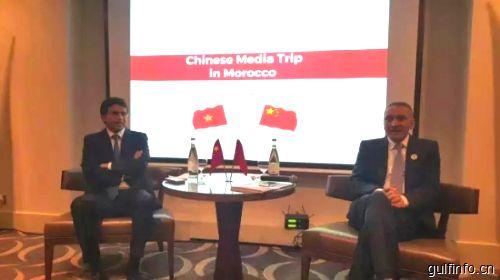 摩洛哥各领域投资潜力大,中国媒体<font color=#ff0000>考</font><font color=#ff0000>察</font>团认定PPP合作模式商机无限!