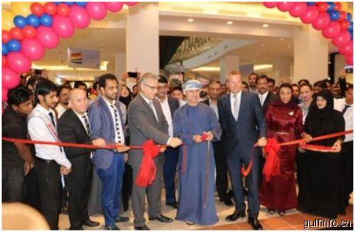 阿曼最大购物中心Majid Al Futtaim改造完成 ,开启阿曼人民生活新理念!