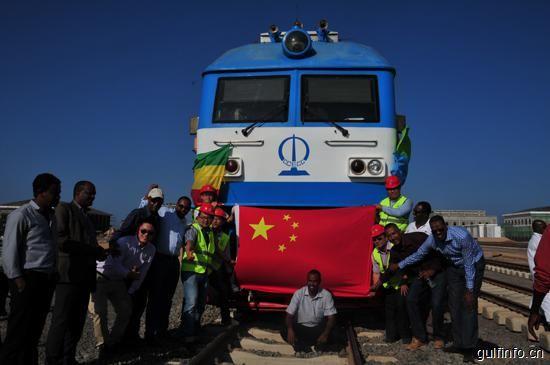 亚吉铁路加快推动 非洲实现互联互通