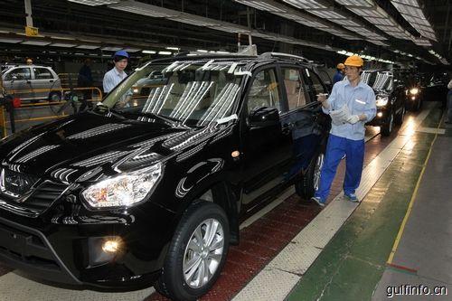 奇瑞汽车在伊朗:从最初的出口汽车到建设伊朗工业园的坚定步伐!