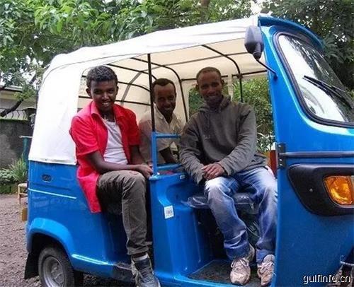 埃塞俄比亚嘟嘟车市场供不应求,中国电动车制造企业需把握机遇!