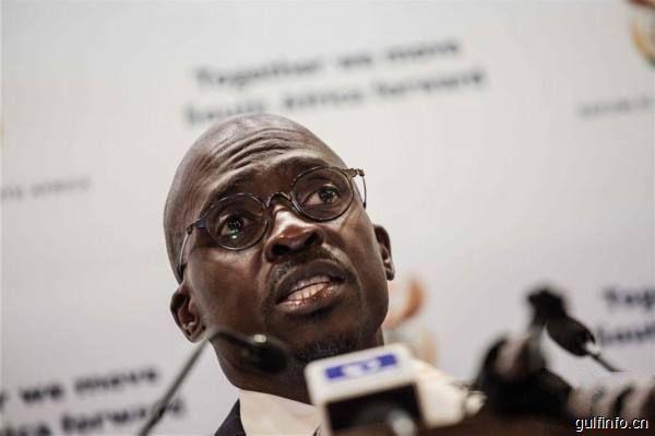 南非新任财政部长吉加巴:南非将重点发展制造<font color=#ff0000>业</font>、采<font color=#ff0000>矿</font><font color=#ff0000>业</font>和农<font color=#ff0000>业</font>!
