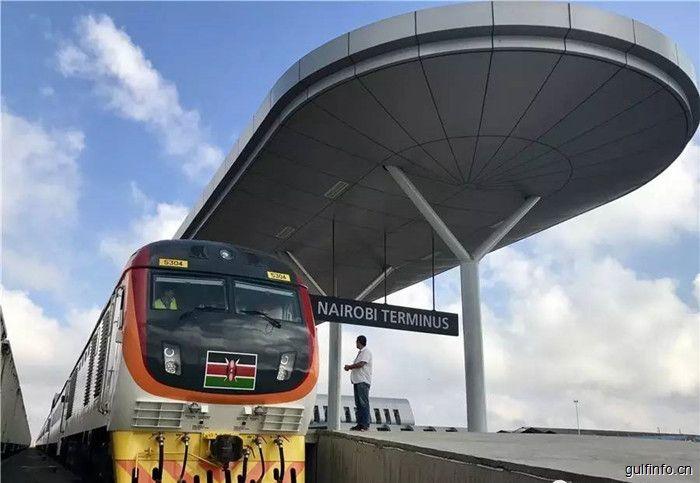 """厉害了蒙内铁路!""""中国造""""肯尼亚百年来首条铁路5月底开通"""