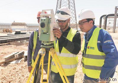 """""""一带一路""""互利互惠  努奥光热电站项目在摩洛哥如火如荼展开"""