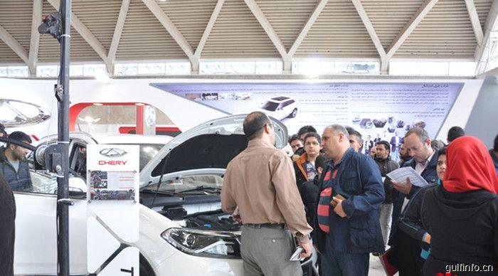 """伊朗德黑兰国际车展火爆热烈   """"中国制造""""深受伊朗消费者青睐"""